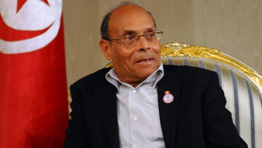 التأسيسي التونسي ينظر سحب الثقة من المرزوقي
