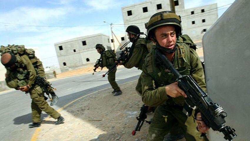 الاحتلال يقتحم نابلس ويعتقل عددًا من الفلسطينيين