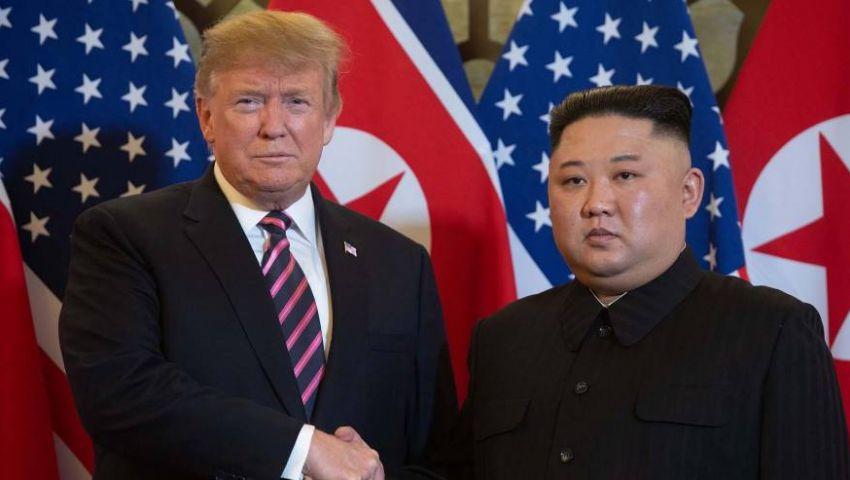 «سأصافحه فقط».. ترامب يلتقي كيم في المنطقة المنزوعة السلاح بين الكوريتين