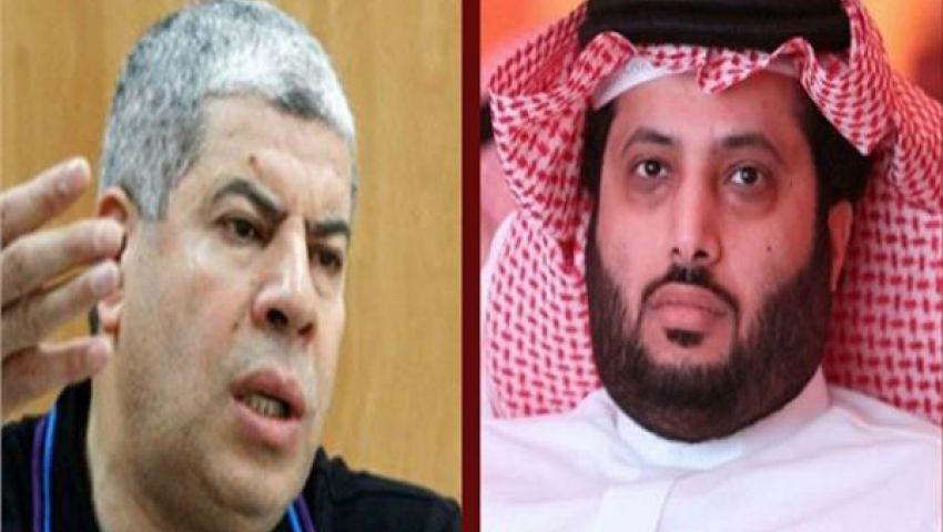 شوبير.. «أداة الأهلي» الجديدة لمحاربة «آل الشيخ»