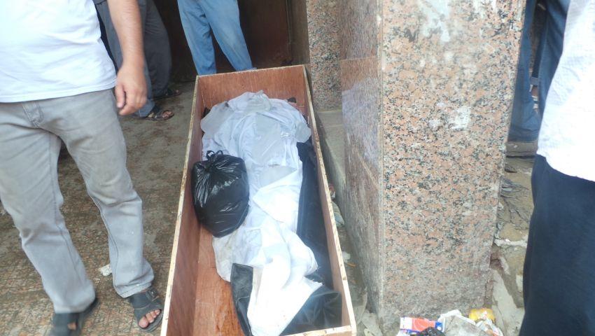 جثث أنصار مرسي تتكدس داخل مشرحة زينهم