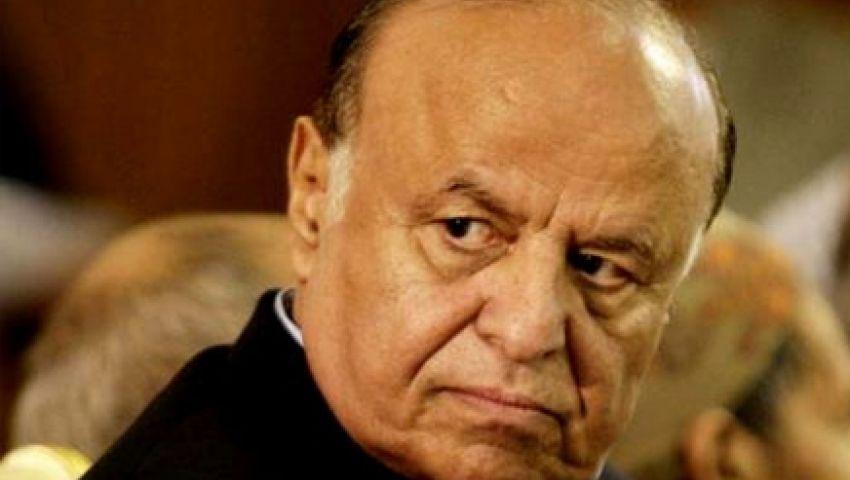 الرئيس اليمني: صبرنا علي الحوثيين لكنهم لا يفهمون إلا لغة القوة