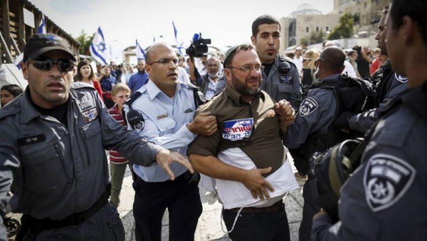 إسرائيل تعتقل 3 من نشطاء اليمين الإسرائيلي