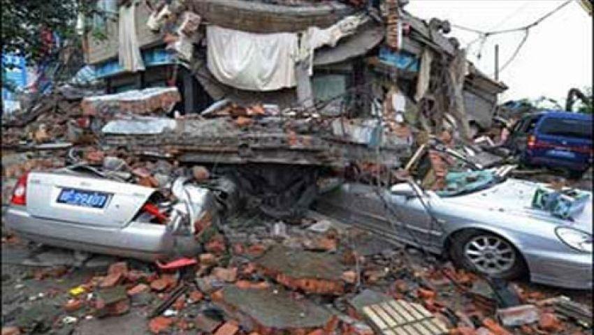 ارتفاع الحصيلة الرسمية لزلزال الصين إلى 47 قتيلاً