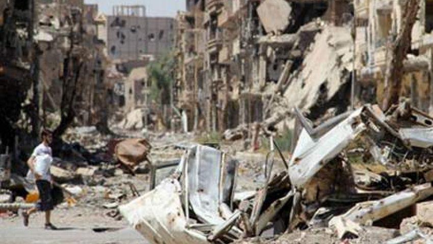 المرصد: قوات الأسد تتقدم في حي الخالدية