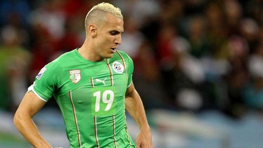 خاليلوزيتش يضم الجزائرى يبدة إستعدادا لموقعة مالى