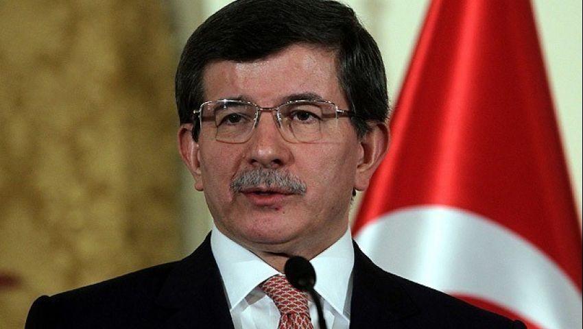 أردوغان يكلف داود أوغلو برئاسة الوزراء بالوكالة
