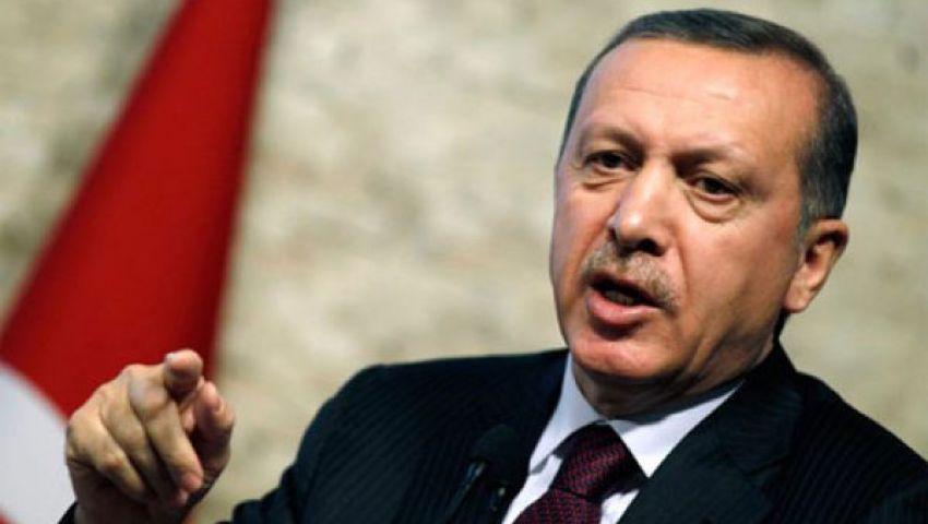 اجتماع طارئ برئاسة أردوغان لبحث عزل مرسي