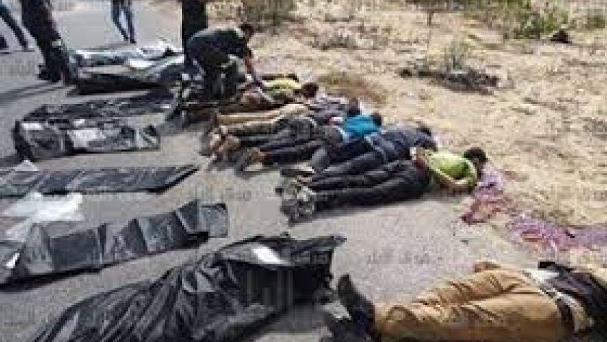 مراقبون لحماية الثورة: استشهاد جنود رفح محاولة غير بريئة لنشر الفوضى