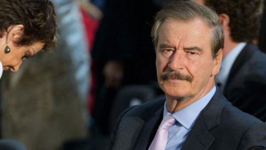 رئيس مكسيكي سابق يسعى لإباحة الماريغوانا