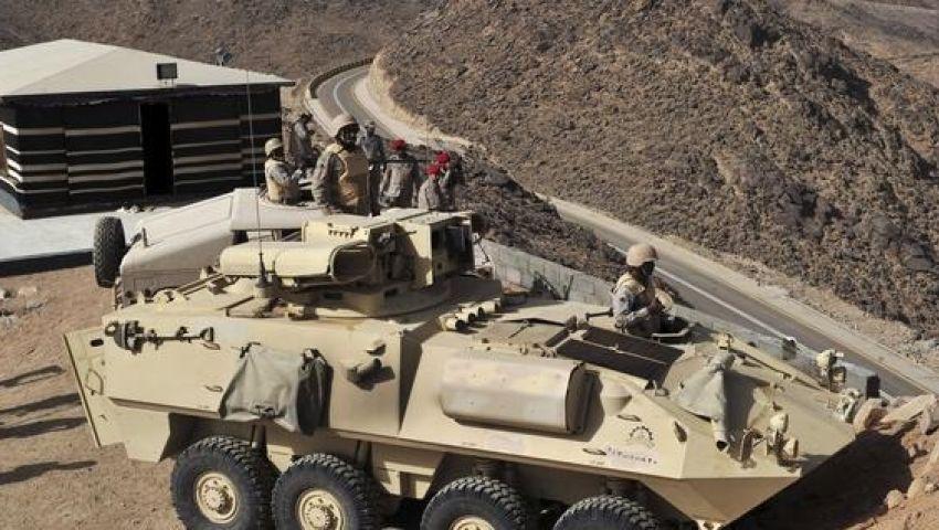 مقتل 4 جنود سعوديين وإصابة 8 قرب حدود اليمن