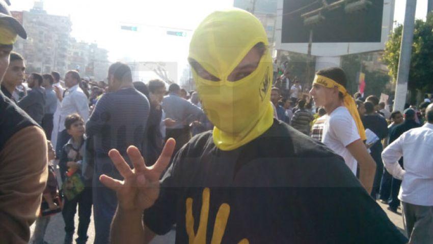 الفوفوزيلا وبلاك بلوك ربعاوي يتصدران مظاهرات اليوم