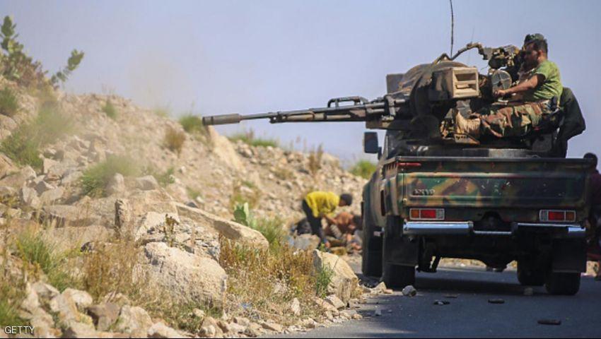 قتلى وجرحى من الحوثيين باشتباكات في تعز