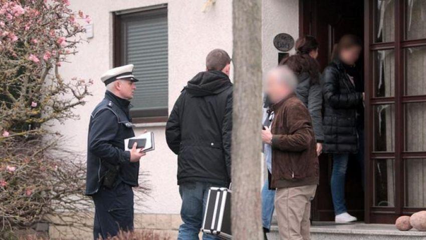 العثور على أدوية أمراض نفسية في شقة مساعد الطيار الألماني