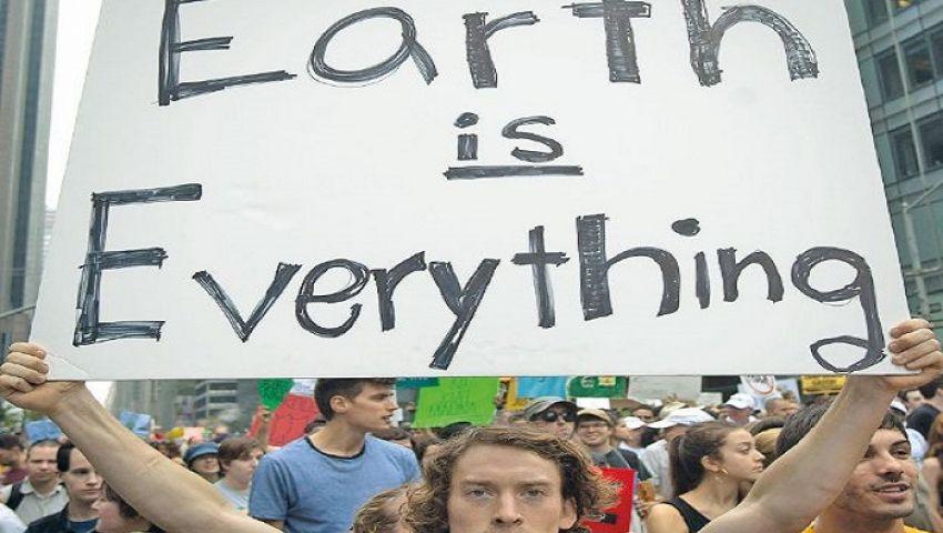 580 ألفاً يطالبون بإجراءات لمواجهة تغيّر المناخ