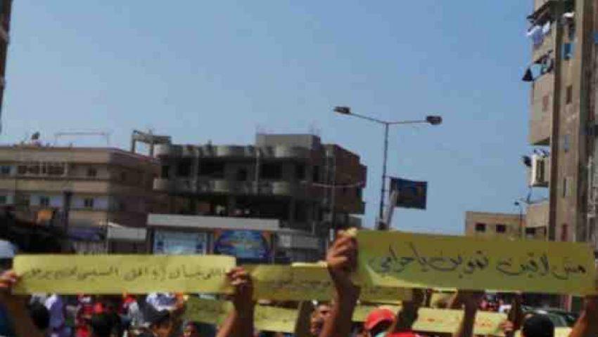 تظاهرات صوت الغلابة تجوب 46 مدينة ضد الغلاء وابتهاجا بـ غزة