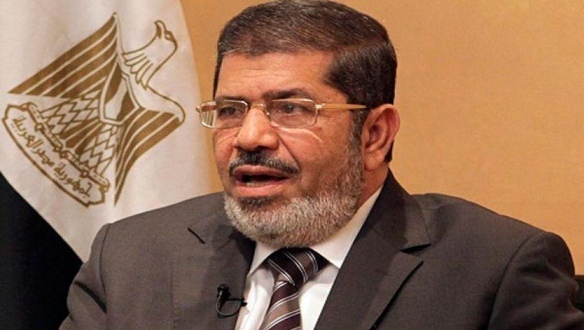 ننشر تفاصيل التحقيق مع مرسي