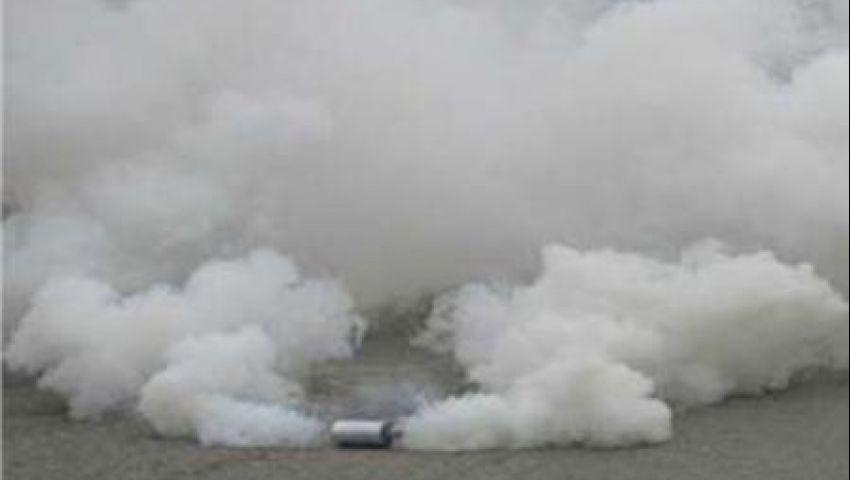 سجن وادي النطرون .. التعذيب بقنابل الغاز
