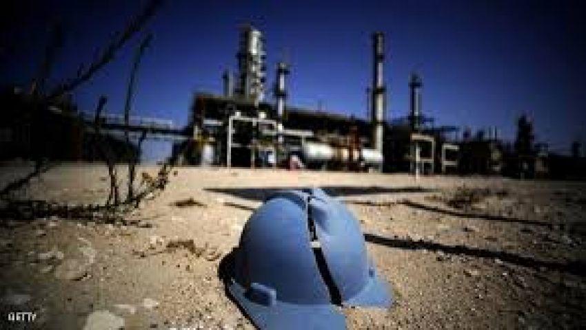 الإضرابات تقتل صناعة النفط الليبية