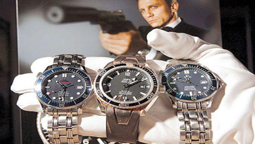 بيع ساعة لـجيمس بوند في مزاد بـ160 ألف دولار