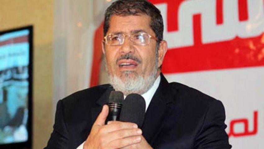 الدستور يحمِّل مرسى مسؤولية اشتباكات الشرقية
