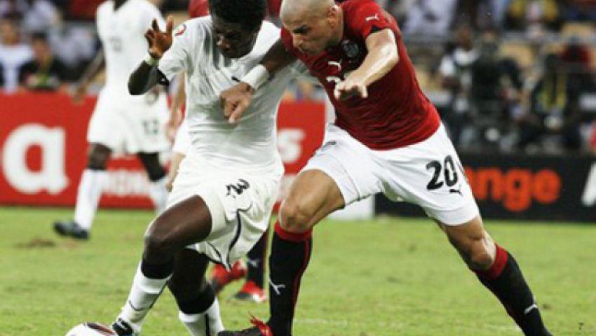 مصر تنتظر عيدية المنتخب أمام غانا