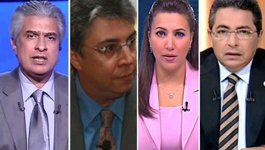 إعلاميو التوك شو: مقاطعة الانتخابات خيانة.. وقيادات الداخلية نجوم شباك