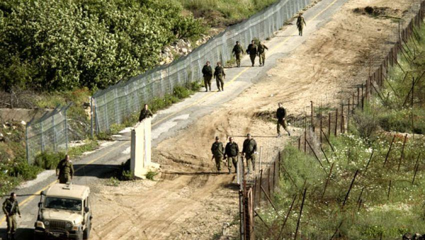 لجوء شاب وطفل سوري إلى الحدود الإسرائيلية