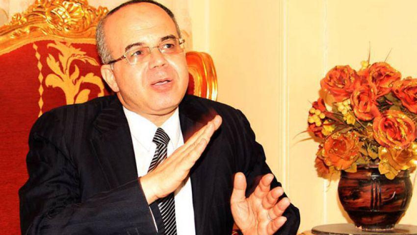 محافظ بني سويف الجديد يتسلم مهام منصبه
