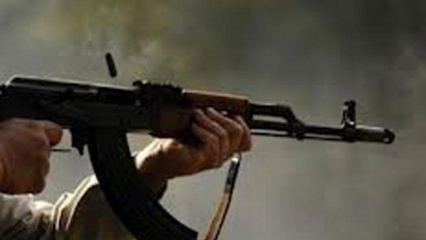 إصابة شخص في تبادل إطلاق النار مع الشرطة بسوهاج