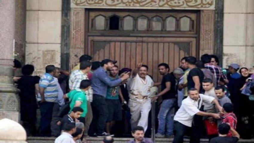 رفض استئناف 79 متهما فى أحداث مسجد الفتح
