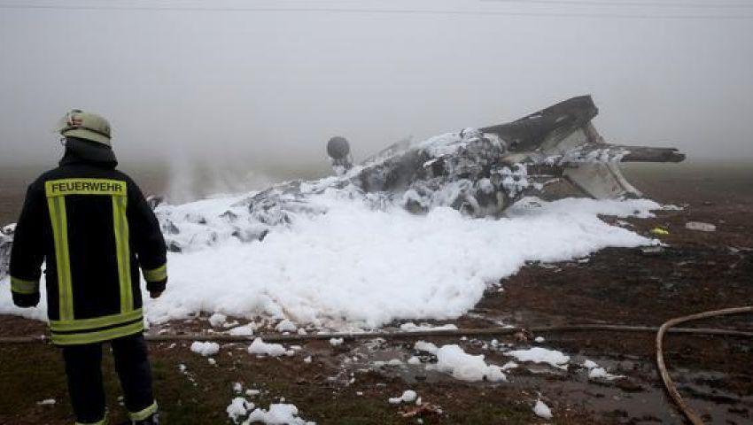 تحطم طائرة ألمانية على متنها 148 شخصا جنوبي فرنسا