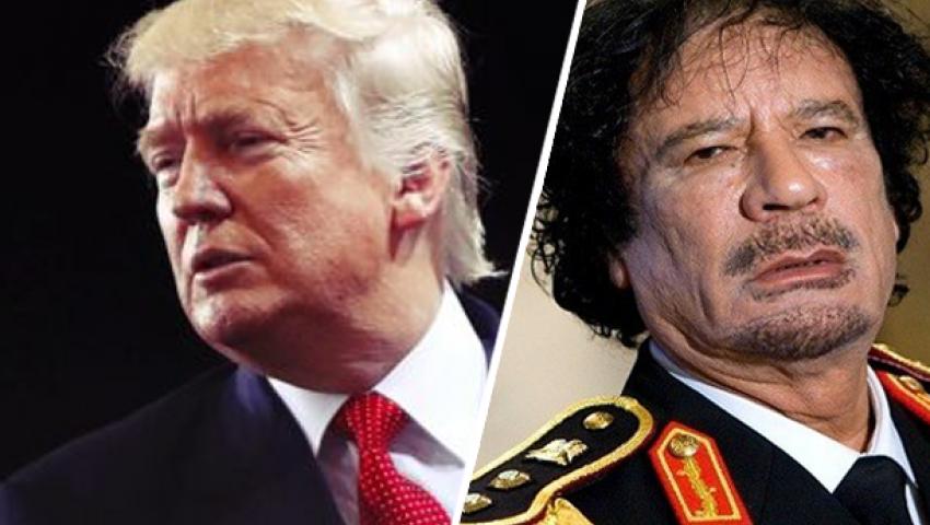 من القذافي لـ ترامب.. الحسد في خطابات الرؤساء