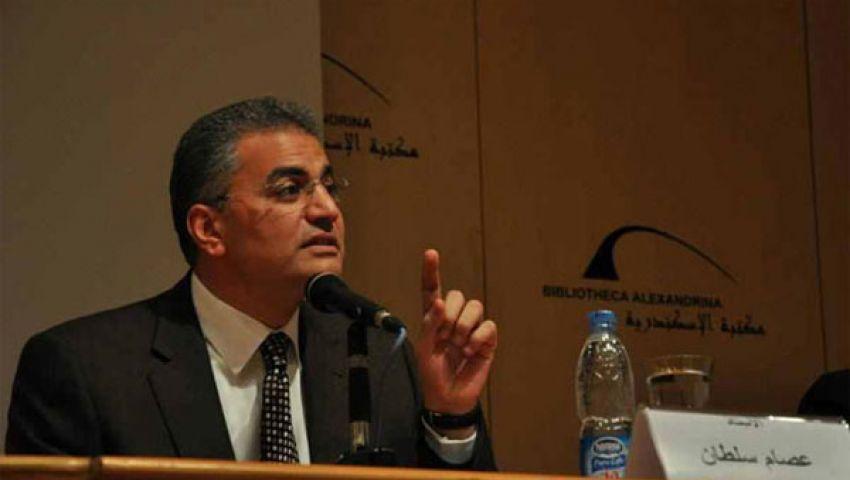 عصام سلطان: تم التفجير وفي انتظار سيد بلال