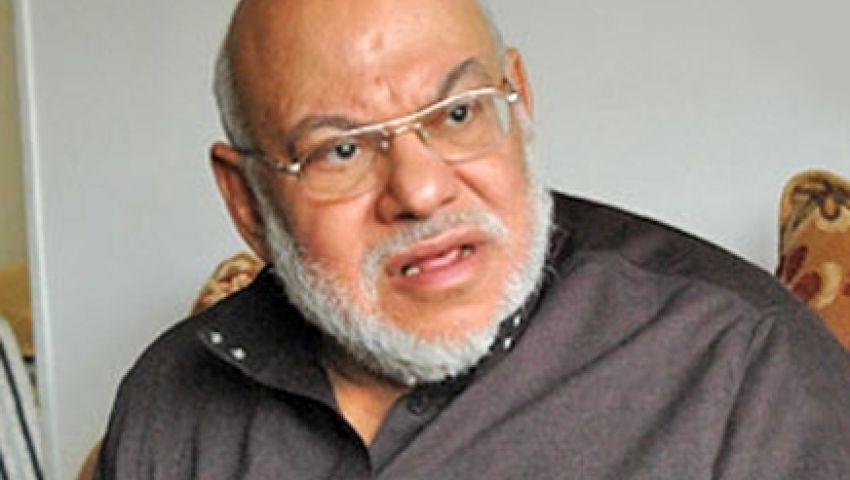 فيديو.. الهلباوي يرفض التعليق على اجتماع الـ 50