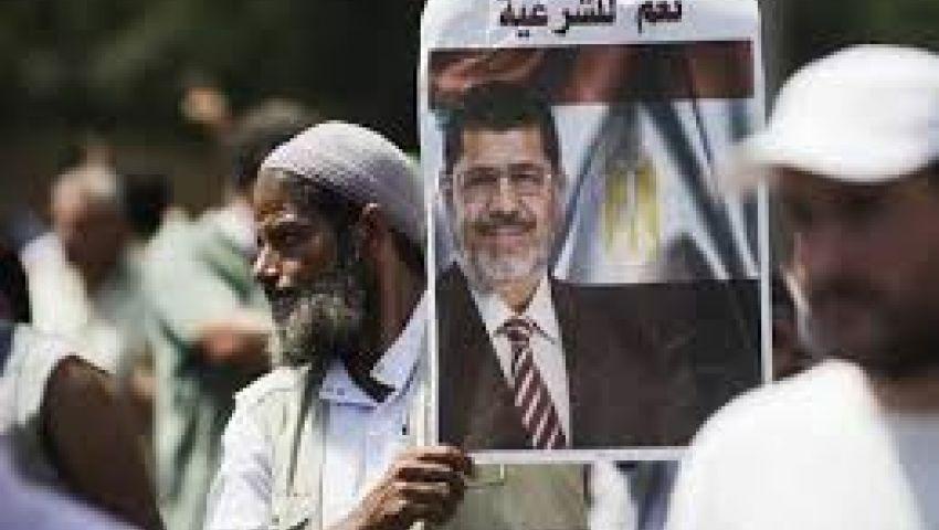 وقفة لـشباب ضد الانقلاب بدمياط الجديدة