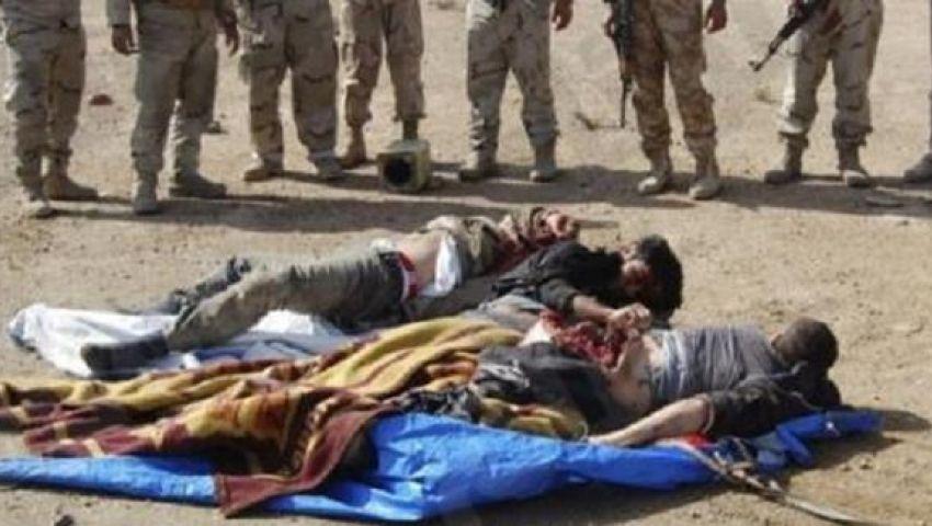 القوات الأمنية تصد هجوماً لداعش على الخالدية