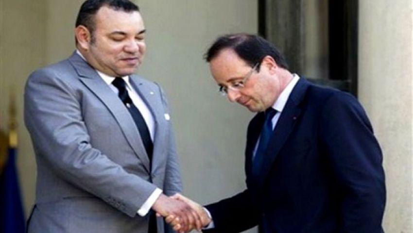 تصاعد الأزمة الدبلوماسية بين المغرب وفرنسا