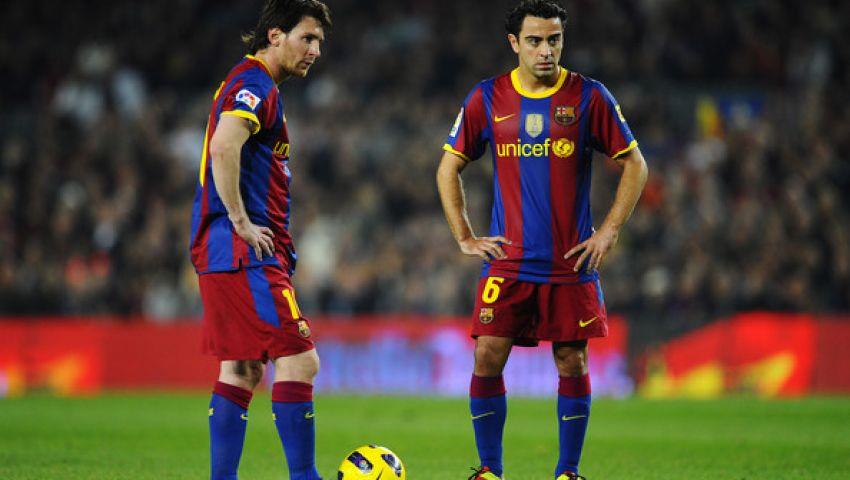 برشلونة يلبي دعوة شيمون بيريز