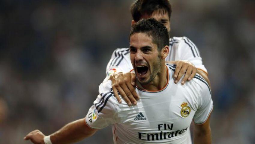 فيديو..إيسكو يقود ريال مدريد لعبور بلباو