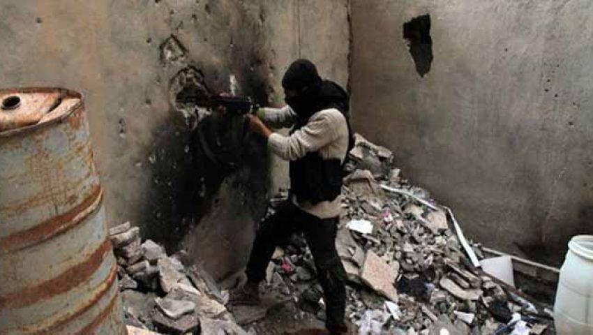 ازدياد حدة المعارك في حي جوبر بدمشق