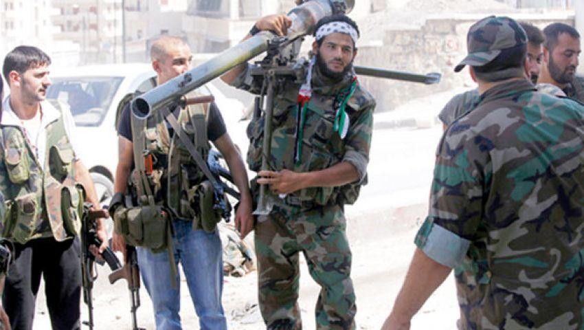 الجيش الحر يقوم بهجوم مضاد في حلب