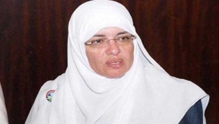 عزة الجرف: أكثر من 3000 امرأة ذاقت مرار الاعتقال