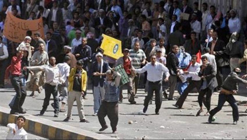 تعزيزات أمنية وعسكرية حول الوزارات في صنعاء