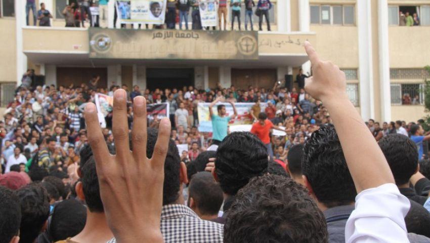 اتحاد طلاب الأزهر: قتيلان و9 معتقلين في ذكرى فض رابعة