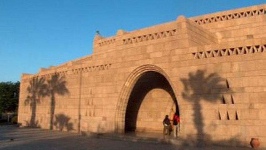 إضراب العاملين يغلق متحف النوبة في وجه السياح