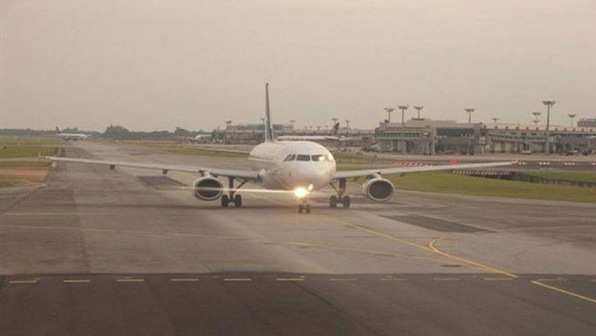 العناية الإلهية تنقذ 132 راكبًا بمطار القاهرة