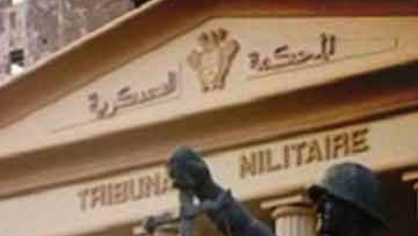 العسكرية بالسويس تحجز قضية 64 من الإخوان للحكم 3 سبتمبر