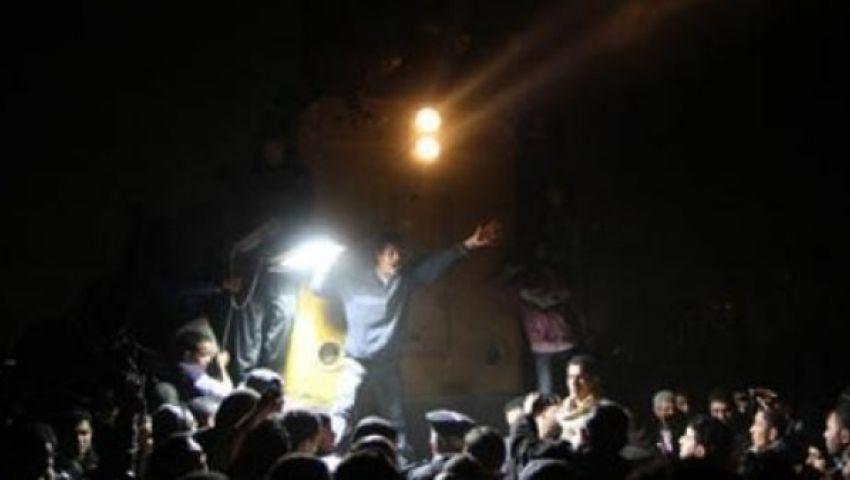 ارتفاع ضحايا قطار الفيوم - دهشور لـ 30 قتيلاً و20 مصاباً