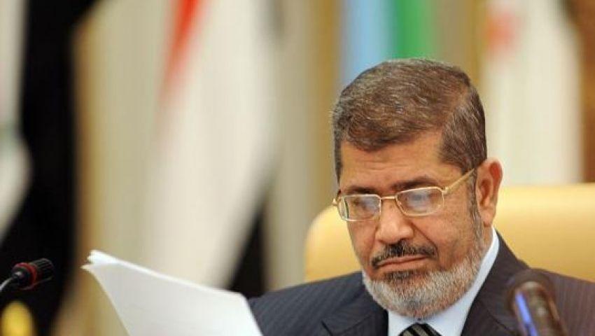 تقرير أمريكي: مرسي ورث اقتصادًا متداعيًا